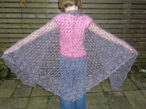 lilla Ene's scarf