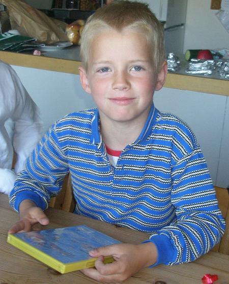 Jakob 6 år