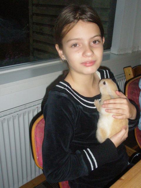 Katrine 10 år