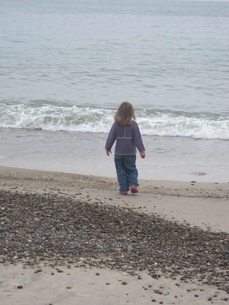 Sofie ved Vesterhavet